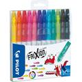 Färgpenna Pilot Frixion 12-pack