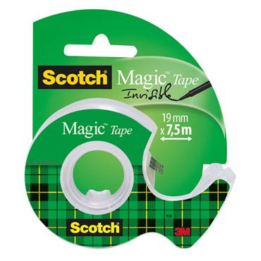 Dokumenttejp Scotch Magic 810 - Kontorstejp   Dokumenttejp - Tejp ... ef844cad01956