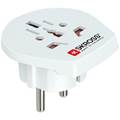 Reseadapter Skross EMEA/US/UK till EU