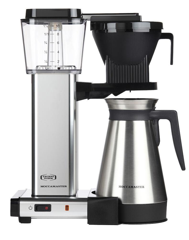 Brygg allt i en bärbar elektrisk kaffebryggare