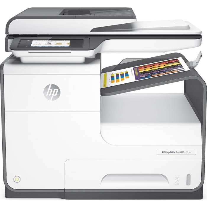 P5460713 Skrivare multifunktion HP PageWide Pro 477dw med fax