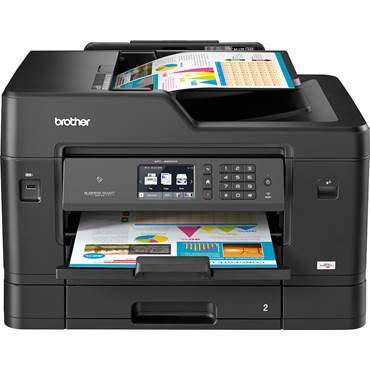 P5460729 Skrivare Multifunktion Brother MFC-J6930dw A3 med fax