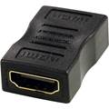 Adapter HDMI 19-pin (ho - ho), Deltaco