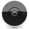 Övervakningskamera Circle 2 Wired Indoor/Outdoor Security Camera, Vit