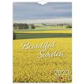 Väggkalender Beautiful Sweden