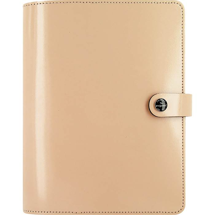 P8551230 Filofax A5 The Original Beige
