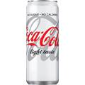Läsk Coca-Cola Light 33 cl/burk inkl. pant