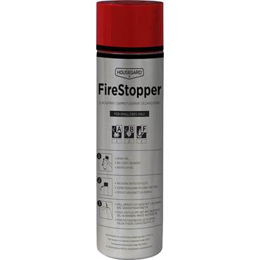 P8555041 Släckspray FireStopper 600ml Housegard