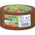 Packtejp eco & strong ecoLogo® 66 meter x 50 mm Tesa
